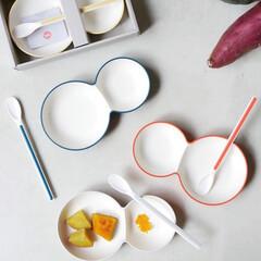 赤ちゃんのいる生活/離乳食食器/離乳食準備/離乳食初期/離乳食デビュー/離乳食/... 特別なフードウェアではじめての食事をもっ…