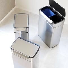 simplehuman/シンプルヒューマン/キッチン/スタイリッシュモダン/ゴミ箱/ダストボックス/... 日頃の家事の小さなストレスの数々をまとめ…