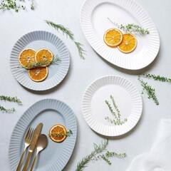カフェ風ごはん/ワンプレート/丸皿/オーバルプレート/テーブルコーディネート/テーブルウェア/... 美味しさを際立たせる温もりあるうつわ  …
