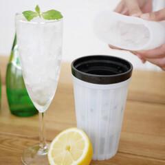 likeit/おうち時間/晩酌/お酒/ホームパーティー/氷/... いつものお料理もワンランクアップ  シリ…