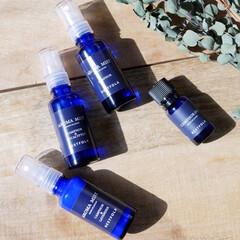 香りのある暮らし/リラックスタイム/カンフル/天然アロマ/アロマミスト/アロマオイル/... 暮らしに優しい天然アロマ  化学薬品は一…