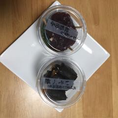 お茶/おやつ/磯辺餅/草団子 RIEBEさんのおやつを見て食べたくなり…