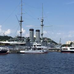 ごはん 横須賀に来たら、軍艦カレーとハンバーガー