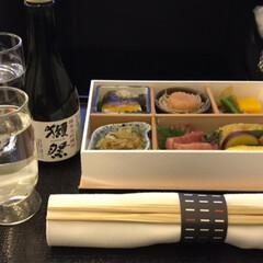 ごはん 機内でご飯パート2(2枚目)