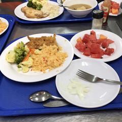 ごはん コロンビアでの朝食パート2