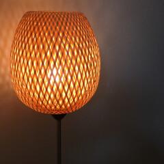エントランス/癒し空間/フレーム/ポスター/間接照明/LED照明/... エントランス♡ IKEA BÖJA ベイ…