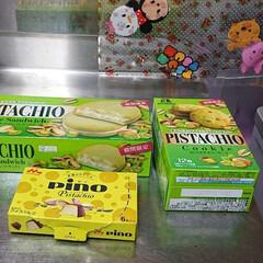 お買い物/ピスタチオ商品 気になってたピスタチオ商品買いました😇 …(1枚目)