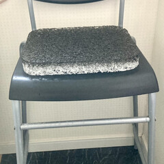 プリマレックス アウトドアクッション 洗える 高反発 通気性 速乾 座布団 オフィス 行楽 | PRIMAREX(クッション)を使ったクチコミ「プリマレックス アウトドアクッション 当…」(6枚目)