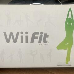 おうちトレーニング/おうち生活/Wiifit 10年以上前に購入したwii Wi-Fi…