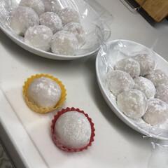 手作りおやつ/お餅/和菓子/苺スイーツ/苺大福/旬 美味しい白餡(手芒あん)が手に入ったので…