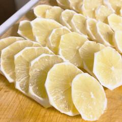 ウィークエンドシトロン/レモンパウンドケーキ/ホームメイド/ハンドメイド 自家製はちみつレモンで ウィークエンドを…