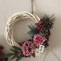 ハンドメイド/正月/お飾り ハンドメイド。 お飾り。 去年のよりいい…
