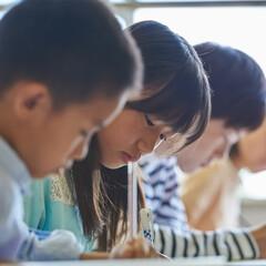 タブレット/学習/自主学習/自宅学習/小学生/英語教育/... 子どもの勉強方法として、「タブレット学習…