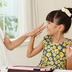スマイルゼミ/英語教育/英語/小学生/英会話/自宅学習/... 小学生が学校で英語を習う現在。勉強を見て…