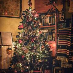 Christmas tree/綺麗/クリスマス/手作り