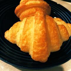 パン好き/朝食/クロワッサン/冷凍パン/Pan&/パン/... コロナで大好きなパン屋巡りが出来ないから…