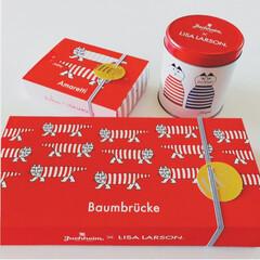 パッケージ可愛い/北欧デザイン/北欧/sweets/スイーツ/Valentineday/... 発売前から楽しみにしていた ユーハイム✖…
