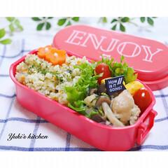 料理/お弁当作り/お弁当のおかず/お弁当箱/お弁当おかず/おべんとう/... ・ 今日のおべん𐂐.·˖* ・ あさりピ…