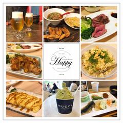 Dinner/外食/お外ごはん/女子旅/雨季ウキフォト投稿キャンペーン/令和の一枚/... * 四国で食べた 美味しいさん達♡ * *