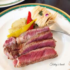 お昼ごはん/ランチビュッフェ/お外ご飯/お外ごはん/喜寿のお祝い/喜寿/... * 私の日曜日⑅◡̈*ೄ‧͙·* * 4…