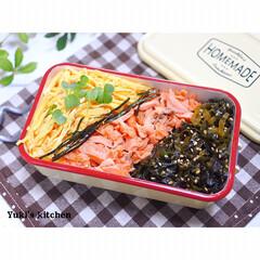 お弁当箱 1段 麺 丼 ミコノス タイトランチ1段 | mykonos(弁当箱)を使ったクチコミ「・ 今日のおべん𐂐.·˖* ・ ・ コン…」