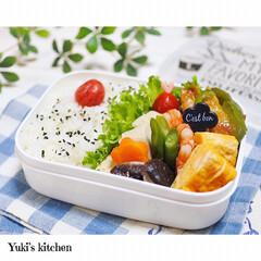 lunchbox/lunch/ランチタイム/ランチボックス/ランチ/お弁当作り/... ・ 今日のおべん𐂐.·˖* ・ 昨夜の晩…