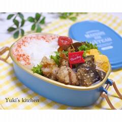 サブヒロモリ/お弁当作り/お弁当のおかず/お弁当おかず/お弁当箱/おべんとう/... ・ 今日のおべん𐂐.·˖* ・