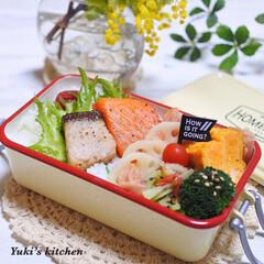 お弁当箱 1段 麺 丼 ミコノス タイトランチ1段   mykonos(弁当箱)を使ったクチコミ(1枚目)