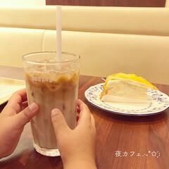 Cafe/ドトール/カフェ/夜カフェ/うちの子ベストショット/令和の一枚/... * Ⴛ̅̀∣ժ̅꒭੭່ごㄜ¨ぃまਭෆ⃛ …(1枚目)