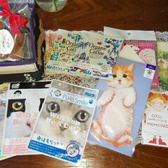 リミ友ちゃんからのプレゼント 昨日、夕方リミ友さんからプレゼントが届き…(1枚目)