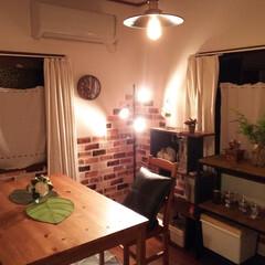 自宅カフェ 自宅の2階をカフェ風に模様替え🙂