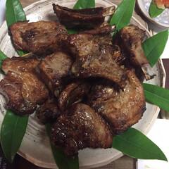 スペアリブ/おせち料理/お正月2020 南九州在住です。おせちの海老のうま煮が終…