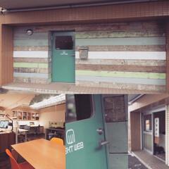 テナント/店舗設計/店舗デザイン/足場板/リフォーム/札幌/...