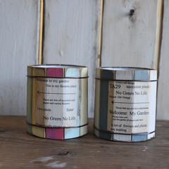 プレゼント企画/プレゼント/リメイク缶/リメ缶DIY/リメ缶 こんにちは💕  インスタで行ったプレ企画…