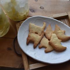 おやつ作り/おやつ/料理/ご飯/キャンドゥ/ダイソー/... おやつ  市販のクッキー粉を使って🙆♀…