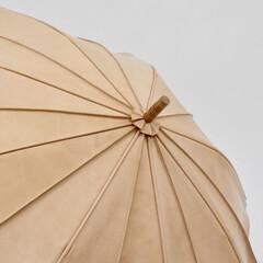 傘/革/ハンドメイド/レザークラフト/雑貨/DIY #レザークラフト#ハンドメイド#革細工#…