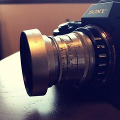 カメラ/レンズ/アンティーク/ビンテージ/オールドレンズ/写真/... こちら、60年前のソ連製レンズ。 古い機…