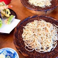 おでかけ/蕎麦/グルメ/フード/スイーツ 深大寺そば〜〜〜!!! お昼から地ビール…