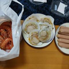 イベント/食べきれない/新鮮/牡蠣小屋/バイト おばんです😃🌃 今日の秋田は、みぞれで寒…