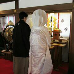 平成最後の一枚 平成最後に結婚しました!