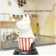 Magentur マゲンチャー ムーミン 3Dキッチンタイマー ムーミンママ(キッチンタイマー)を使ったクチコミ「キッチンで使ってるムーミンママのキッチン…」