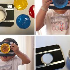 惣菜容器 フードパック 業務用 クリーンカップ MP81-TC 蓋 100枚(弁当箱)を使ったクチコミ「段ボール、蓋つきのカップ、紐、セロハンが…」(2枚目)