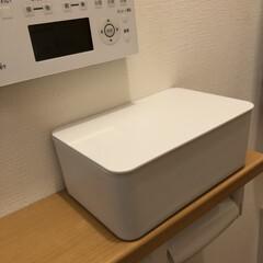 おしりふき 赤ちゃん トイレに流せるおしりふき 90枚×12個(おしりふき、ウェットティッシュ)を使ったクチコミ「トイレに流せるおしりふきをトイレ内に常備…」