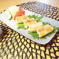 チルウィッチ ダリア chilewich ランチョンマットおしゃれ ランチマット テーブル パーティー(ランチョンマット)を使ったクチコミ「白山陶器のお皿は和洋どちらにでも使いやす…」