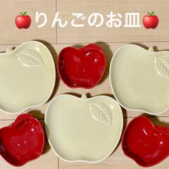 フォトフレーム/レトロロッカー/カップ/りんごの小鉢/りんごのお皿/リニューアルオープン/... 最寄りのセリアがリニューアルオープン❣️…