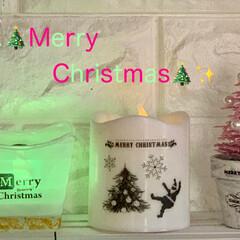 レインボーキャンドル/転写シート/パール/ツリー/キャンドル/クリスマス/... ✨🎄Merry Christmas🎄✨ …(2枚目)