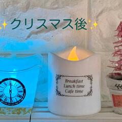 レインボーキャンドル/転写シート/パール/ツリー/キャンドル/クリスマス/... ✨🎄Merry Christmas🎄✨ …(3枚目)