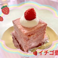 リミ友さんありがとう/ケーキ/誕生日 5月30日、今日は私の誕生日なの〜😊💕 …(3枚目)