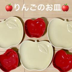 りんごのお皿/簡単/りんごのアップサイドダウンケーキ/スイーツ/おやつ/ケーキ/... 🍎りんごのアップサイドダウンケーキ🍎 (…(3枚目)