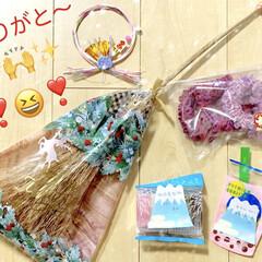 ありがとう/うれしい/プレゼント/リミ友さん 昨日、リミ友さんから素敵なプレゼント🎁が…